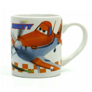 Mug Porcelaine - Planes (Dusty)