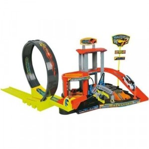 Garage Action City avec looping