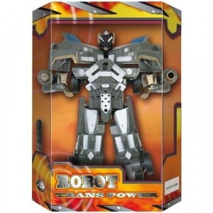 Figurines - Robot Transformable 17 cm