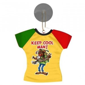 Mini T-Shirt - Keep Cool Man