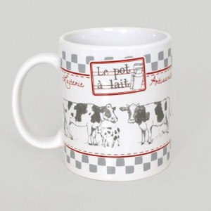 Mug Céramique 320 ml - Collection Milk