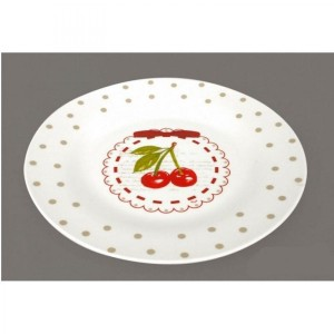 Assiette plate Collection Cherry