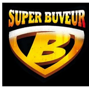 Tee Shirt - Super Buveur