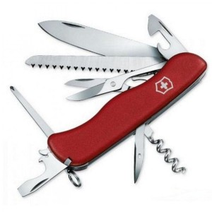 Outrider Rouge - Couteau suisse Victorinox Outrider 0.9023