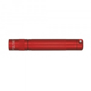 Torche MAG-LITE Solitaire rouge - 473