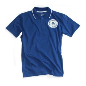 Polo Navy - Olympique de Marseille
