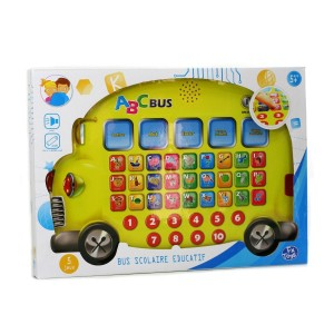 Tablette éducative Bus Scolaire