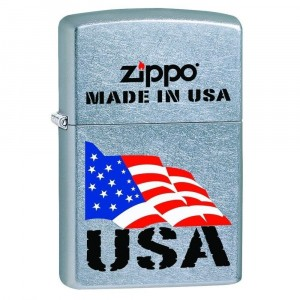Zippo - Made In USA