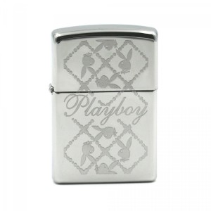 Zippo Playboy - Playboy and Rabbit Head