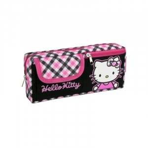 Trousse Hello Kitty Avec Poche
