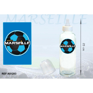 Biberon Foot 100% Marseille