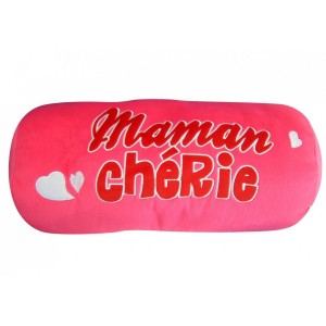 Coussin Cylindrique Maman Cherie