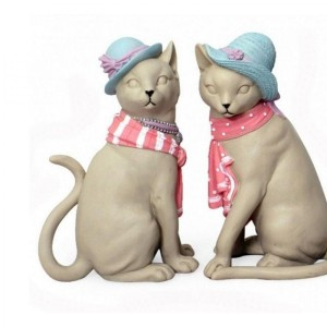 Couple de chats British