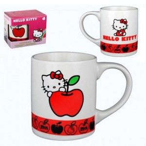 Mug Hello Kitty Pomme