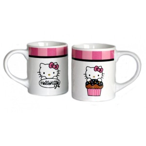Mug Hello Kitty Muffin
