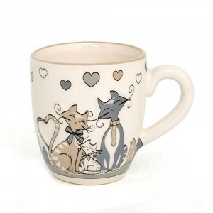 Mug 9 cm collection KidCat