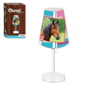 Lampe Cheval 2 vues