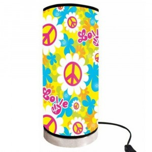 Lampe Peace and Love