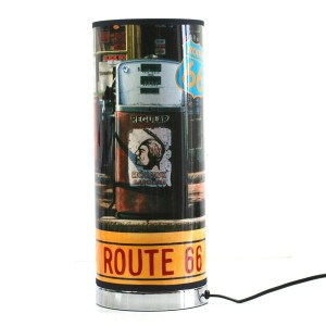 Lampe Tube - Route 66