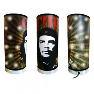 Lampe Cylindrique - Che Guevara