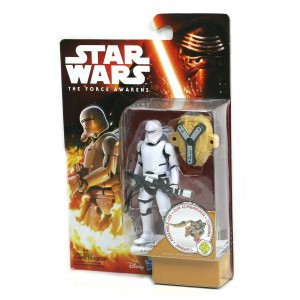 Figurine Star Wars - Flametrooper