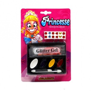 Kit de Maquillage de Princesse