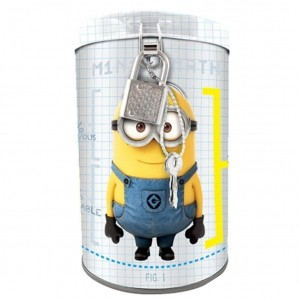 Tirelire avec Cadenas - Minions 100% Bad at Math