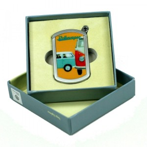 Briquet Gaz - Volkswagen Combi Orange
