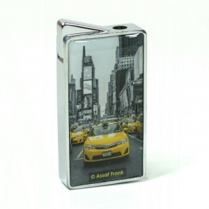 Briquet Assaf Franck - Taxi Jaune New York