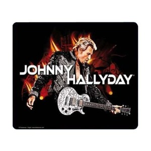 Tapis Souris Johnny Hallyday (1)
