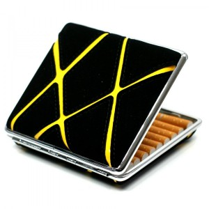 Etui à Cigarettes - Fashion Jaune