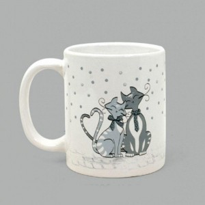 Mug collection Mistigris