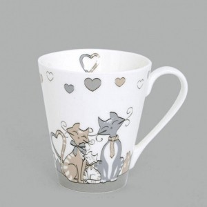 Mug collection Kid Cat