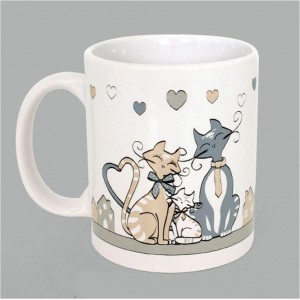 Mug - collection Kid Cat