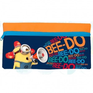 Trousse Zippée - Minions Bee-Do
