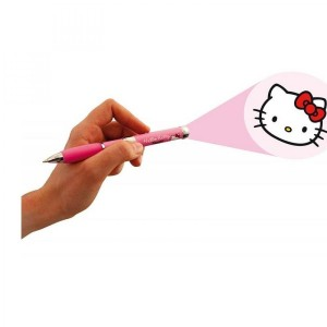 Stylo Lumineux - Hello Kitty