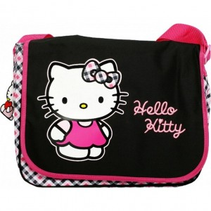 Hello Kitty - Sac Hello Kitty Bandouliere