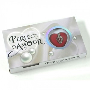 Perle d'Amour - Perle de Culture Naturelle