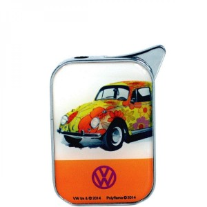 Briquet Champ collection  Volkswagen  coccinelle Yellow