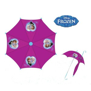 Disney - Frozen - Parapluie automatique Reine des neiges
