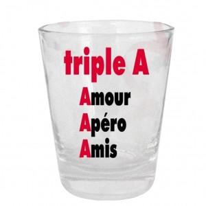 Verre Shooter - Triple A