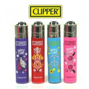 Lot de 4 Mini Clipper - Hippy Chic
