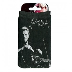 Chaussette Portable Johnny Hallyday  (2)