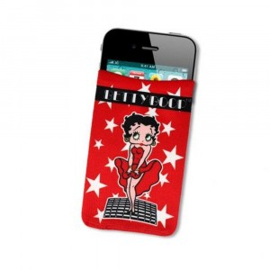 Housse Smartphone - Betty Boop Hollywood