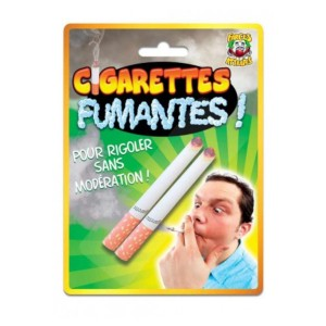 Farces et attrapes - Cigarettes Fumantes