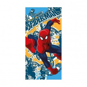 Serviette de plage Spiderman 70 x 140 Cm