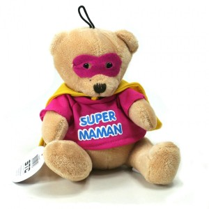 Peluche Mini Super - Super Maman