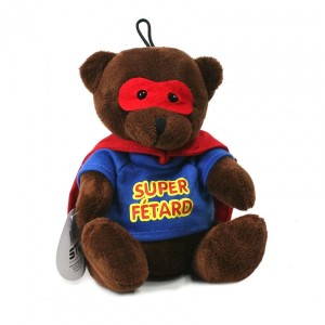 Peluche Mini Super - Super Fétard