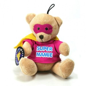 Peluche Mini Super - Super Mamie