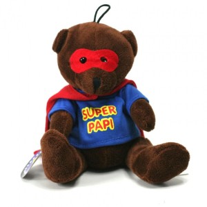 Peluche Mini Super - Super Papi